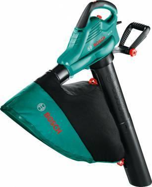 Воздуходувка-пылесос Bosch ALS 30 зеленый (06008A1100)