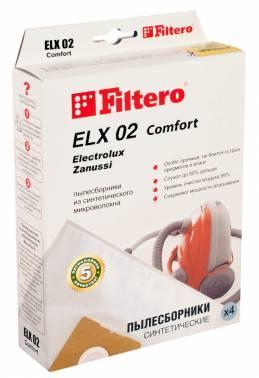 Пылесборники Filtero ELX 02 Comfort