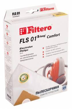 Пылесборники Filtero FLS 01 Comfort
