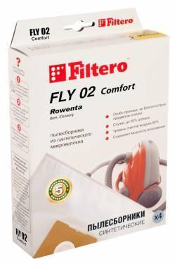Пылесборники Filtero FLY 02 Comfort