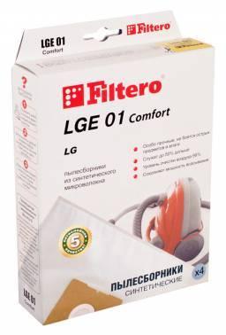Пылесборники Filtero LGE 01 Comfort