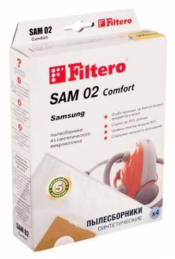 Пылесборники Filtero SAM 02 Comfort