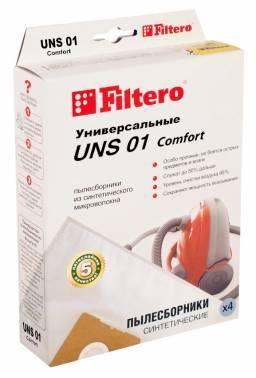 Пылесборники Filtero UNS 01 Comfort
