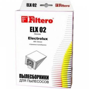 Пылесборники Filtero ELX 02 Эконом