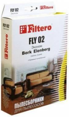 Пылесборники Filtero FLY 02 Эконом