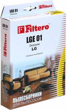 Пылесборники Filtero LGE 01 Эконом