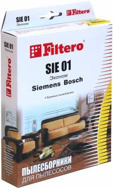 Пылесборники Filtero SIE 01 Эконом