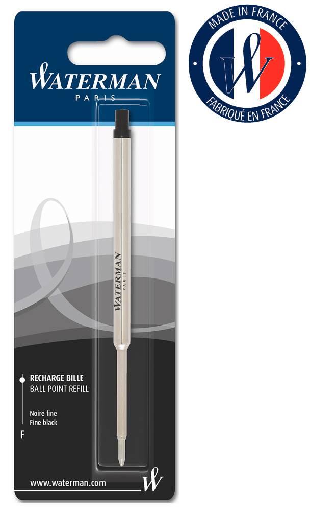Стержень шариковый Waterman Refill BP Standard Maxima черный чернила (1964017) - фото 1