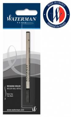 Стержень роллер Waterman Refill RB черный чернила (1964019)