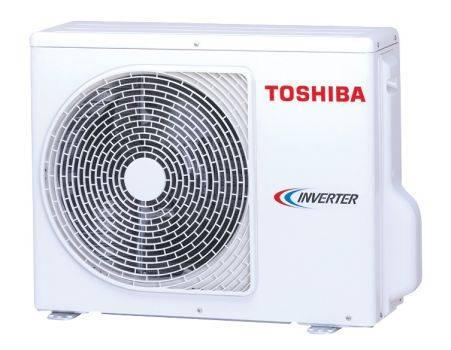 Сплит-система Toshiba RAS-13EKV-EE/RAS-13EAV-EE белый - фото 2
