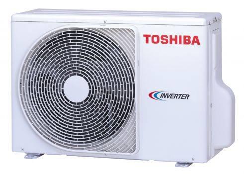 Сплит-система Toshiba RAS-10N3KV-E/RAS-10N3AV-E белый - фото 2