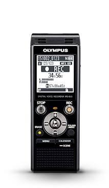 Диктофон 8Gb Olympus WS-853 черный