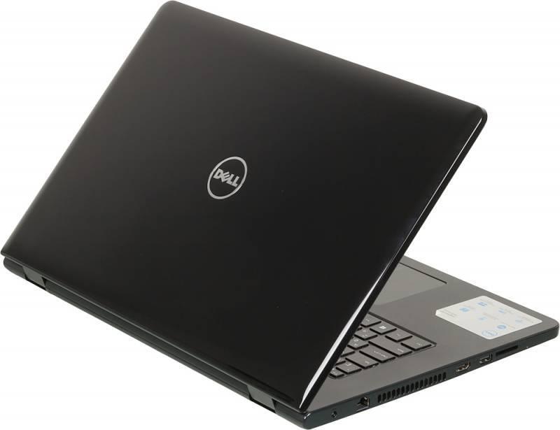 """Ноутбук 17.3"""" Dell Inspiron 5759 черный - фото 2"""