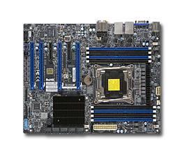 Серверная материнская плата Soc-2011 SuperMicro MBD-X10SRA-F-O ATX