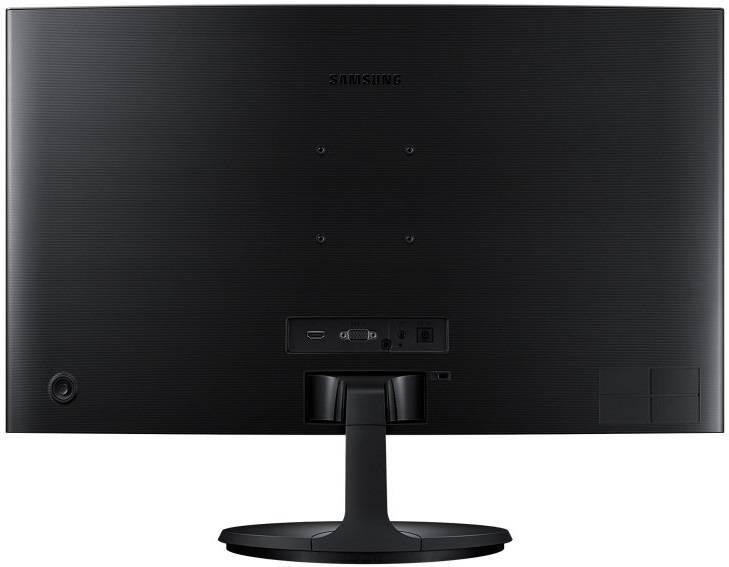 """Монитор 27"""" Samsung C27F390FHI черный - фото 4"""