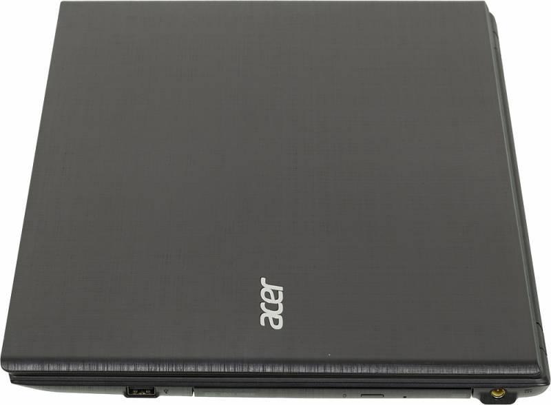 """Ноутбук 15.6"""" Acer Extensa EX2511G-C51A черный - фото 4"""