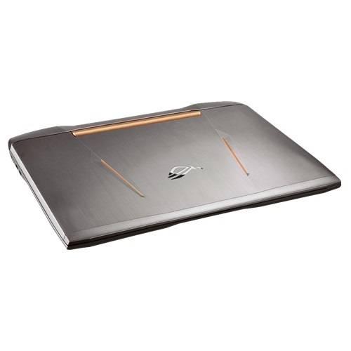 """Ноутбук 17.3"""" Asus G752VT-GC126T серебристый - фото 2"""