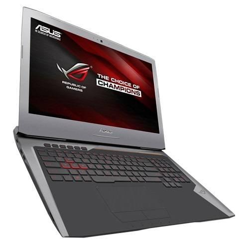 """Ноутбук 17.3"""" Asus G752VT-GC126T серебристый - фото 5"""