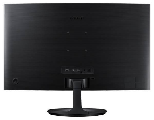 """Монитор 23.5"""" Samsung C24F390FHI черный - фото 4"""