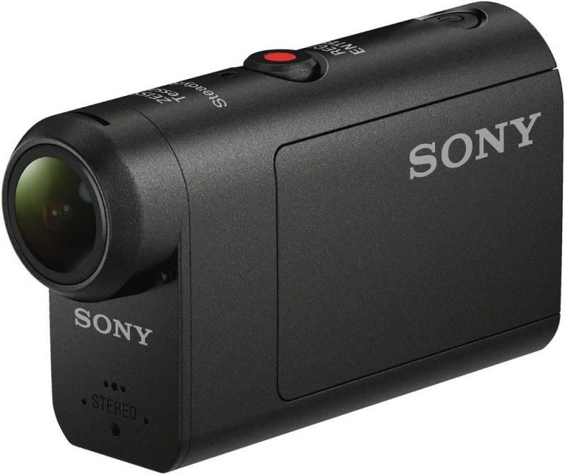 Экшн-камера Sony HDR-AS50 черный (HDRAS50B.E35) - фото 1