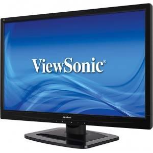 """Монитор 24"""" ViewSonic VA2449S черный - фото 2"""