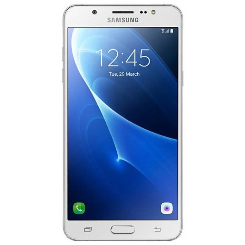 Смартфон Samsung Galaxy J5 (2016) SM-J510 16ГБ белый (SM-J510FZWUSER) - фото 1