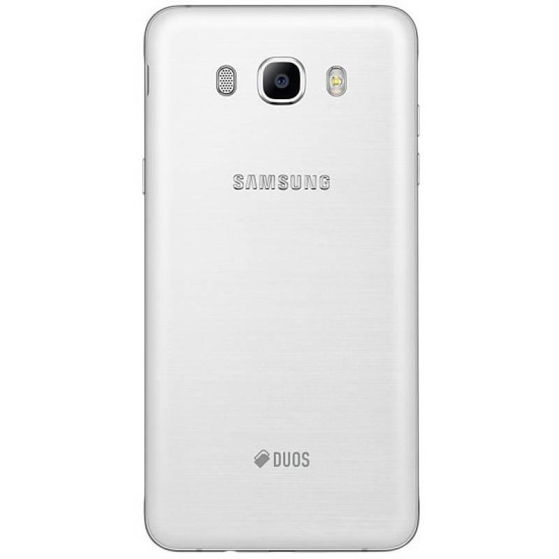 Смартфон Samsung Galaxy J5 (2016) SM-J510 16ГБ белый - фото 2
