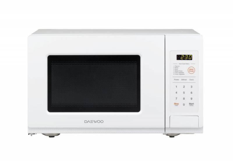 СВЧ-печь Daewoo KOR-6LCBW белый - фото 1