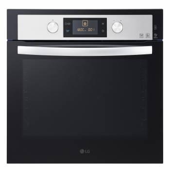 Духовой шкаф электрический LG LB645059T1 стекло черное