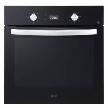 Духовой шкаф электрический LG LB645329T1 стекло черное