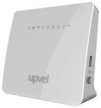 Беспроводной роутер Upvel (UR-329BNU) белый