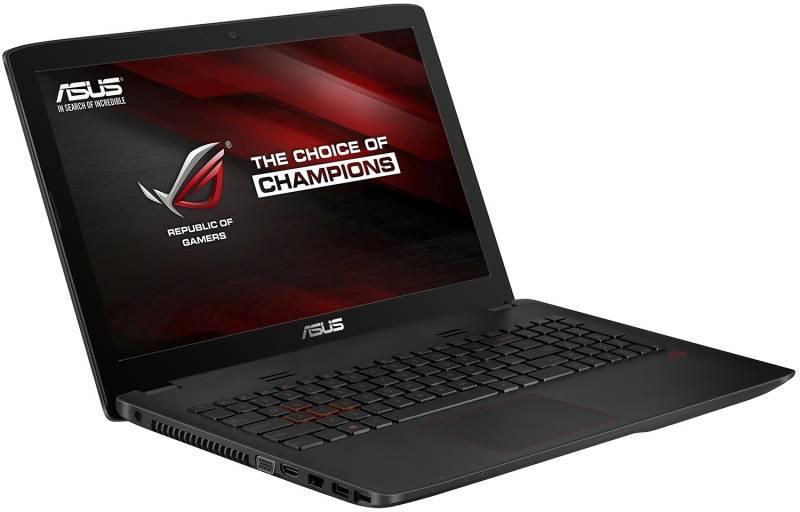 "Ноутбук 15.6"" Asus GL552VW-CN480T черный - фото 3"