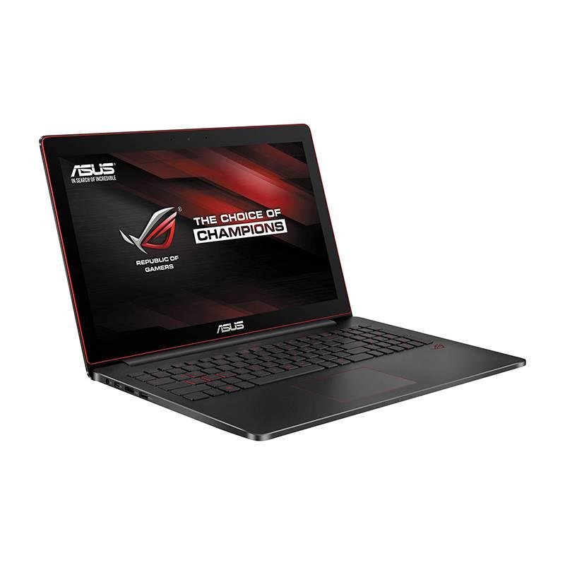 """Ноутбук 15.6"""" Asus G501VW-FY139T черный - фото 2"""