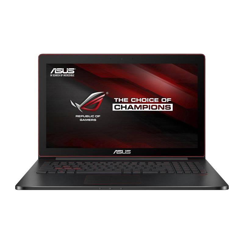 "Ноутбук 15.6"" Asus G501VW-FI135T черный - фото 1"