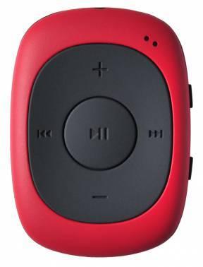 mp3-плеер 4Gb Digma C2L красный
