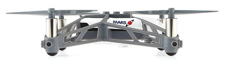 Квадрокоптер PARROT MiniDrone Airborne Cargo Mars белый - фото 6