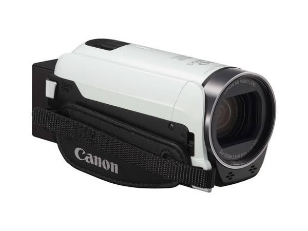 Видеокамера Canon Legria HF R706 белый - фото 4