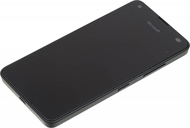 Смартфон Microsoft Lumia 550 8ГБ черный - фото 3