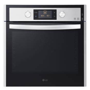 Духовой шкаф электрический LG LB645059T2 стекло черное