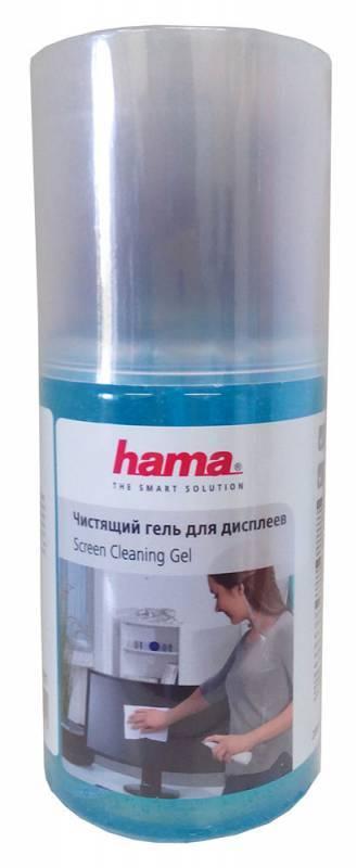 Чистящий набор (салфетки + гель) Hama R1199381 - фото 1