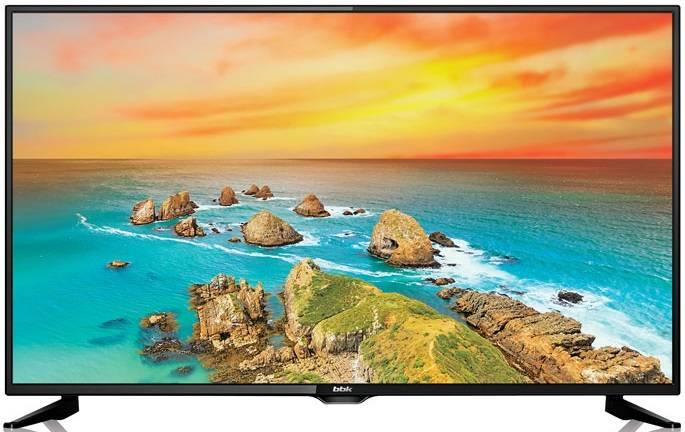 "Телевизор LED 32"" BBK 32LEM-1024/T2C черный - фото 1"