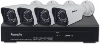 Комплект видеонаблюдения Falcon Eye FE-NR-2104 KIT