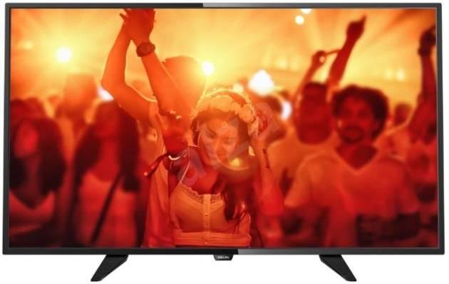 """Телевизор LED 40"""" Philips 40PFT4101/60 черный - фото 1"""