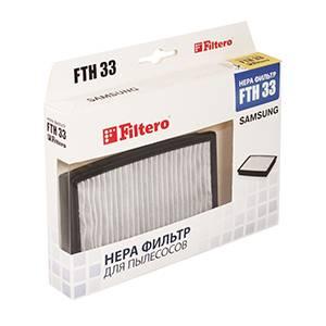 НЕРА-фильтр Filtero FTH 33 SAM