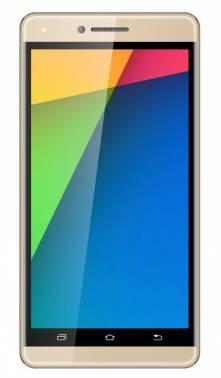 Смартфон ARK Benefit S504 8Gb золотистый 3G 2Sim 5 1280x720 Android 5.1 8Mpix WiFi BT GPS GSM900/1800 GSM1900 TouchSc MP3 FM microSDHC max32Gb (4897056880948)