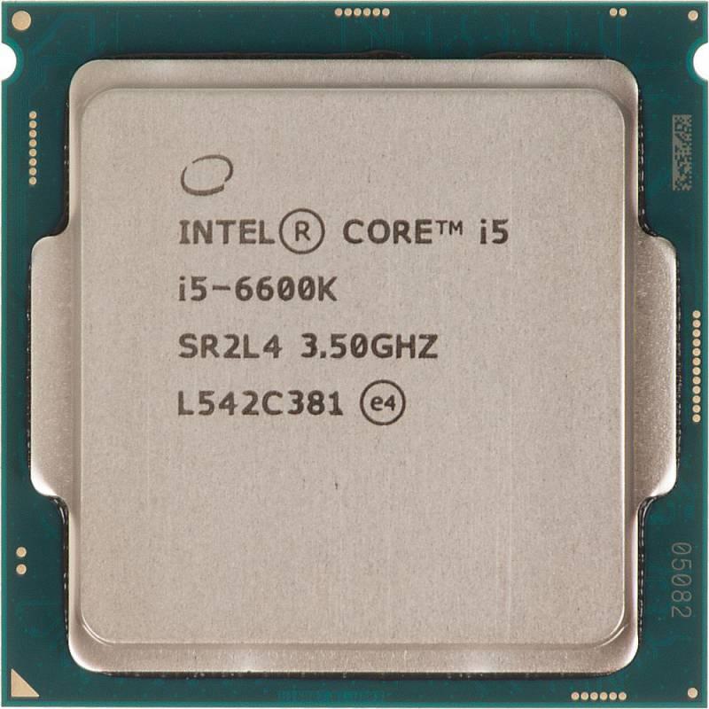 Процессор Socket-1151 Intel Core i5 6600K Box - фото 1