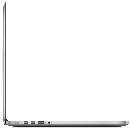 "Ноутбук 15.4"" Apple MacBook Pro Z0RF000E9 серебристый - фото 2"