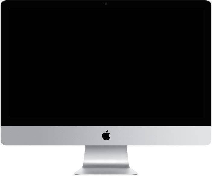 "Моноблок 21.5"" Apple iMac Z0RS001K5 серебристый/черный - фото 2"
