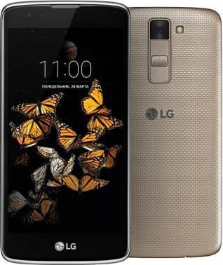 Смартфон LG K8 K350E 16ГБ золотистый