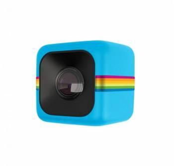 Экшн-камера Polaroid Cube+ синий
